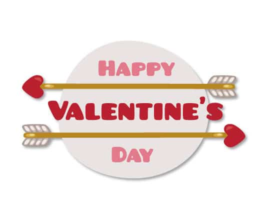 A Huge Set Of Valentine's Day Vector Elements