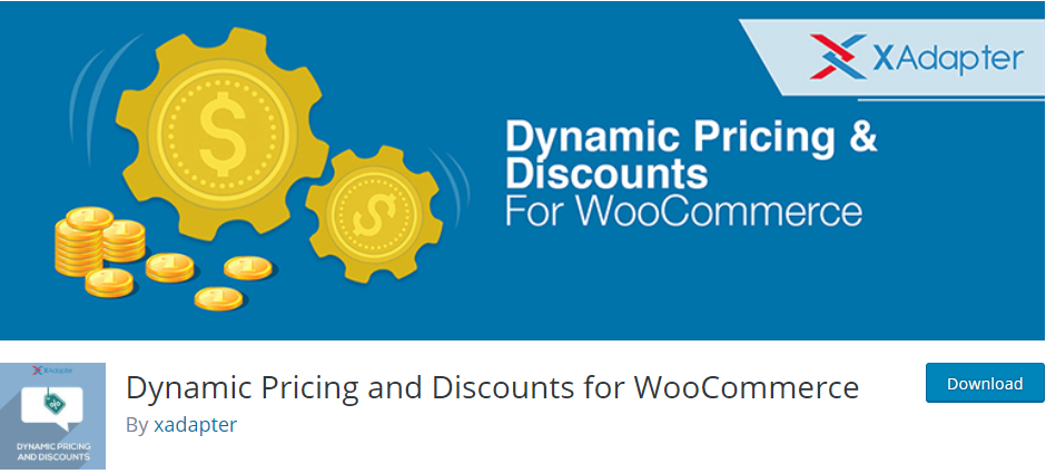 Dynamic Pricing and Discounts Plugin by XAdapter