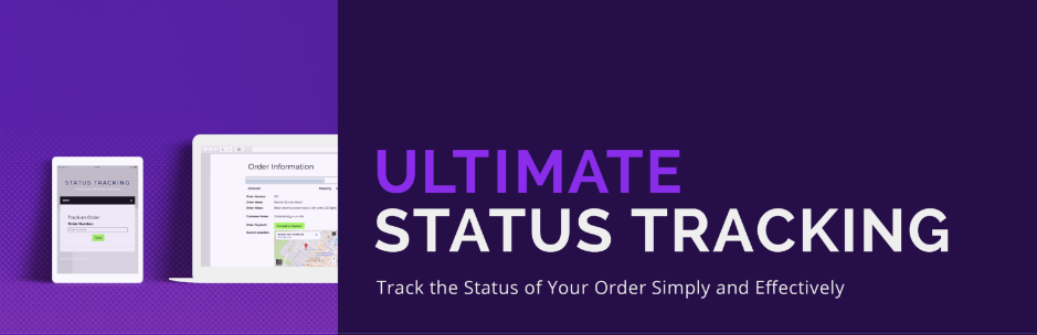 Status and Order Tracking - Woocommerce Tracking Plugin