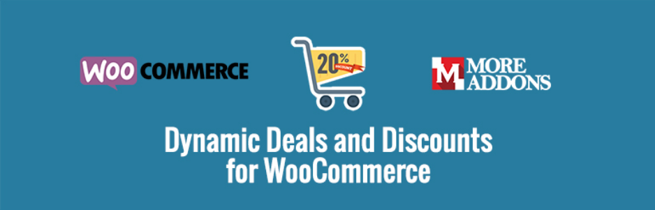 Dynamic Deals and Discounts for WooCommerce Woocommerce Deals plugin