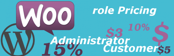 Woocommerce Role Pricing