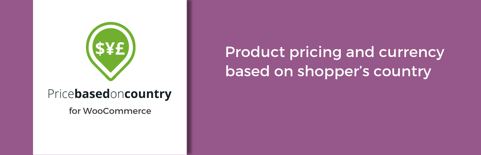 Price Based on Country for WooCommerce