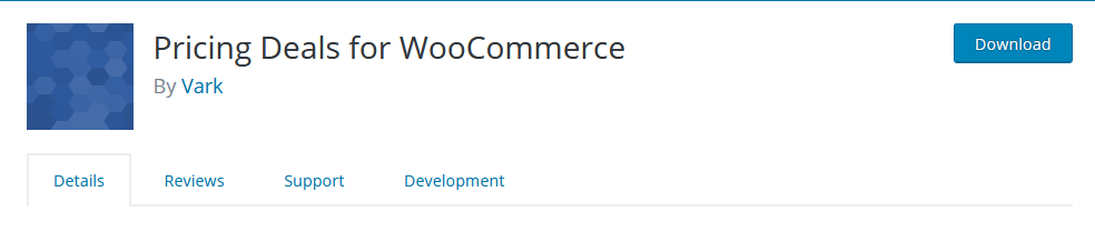 Pricing Deals for WooCommerce