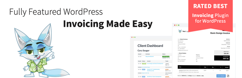 Client Invoicing by Sprout Invoices – Easy Estimates and Invoices for WordPress