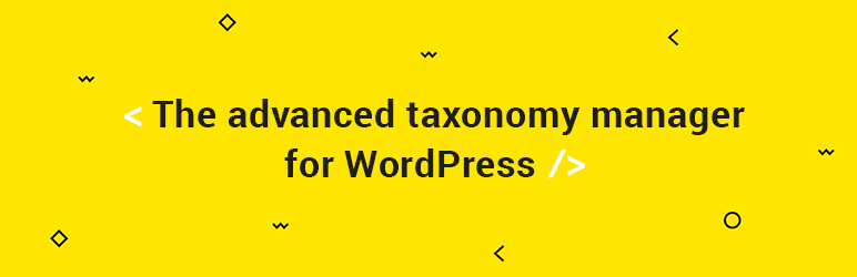 TaxoPress – Create and Manage Taxonomies, Tags, Categories