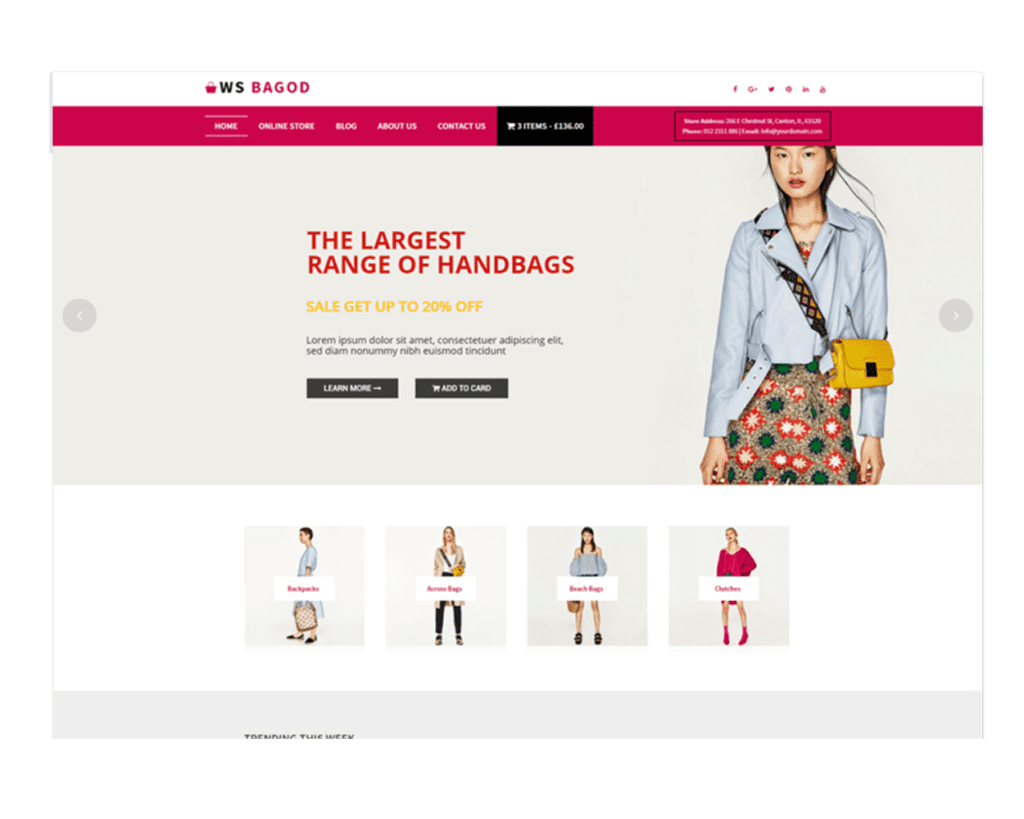 ws-bagod-free-responsive- woocommerce-wordpress-theme