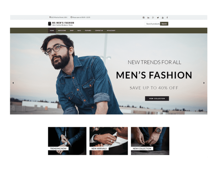 ws men fashion screenshot