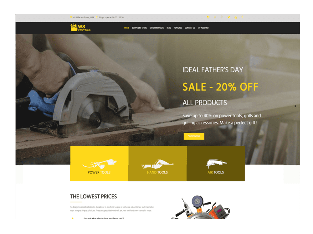 ws-powtool-free woocommerce-wordpress-theme