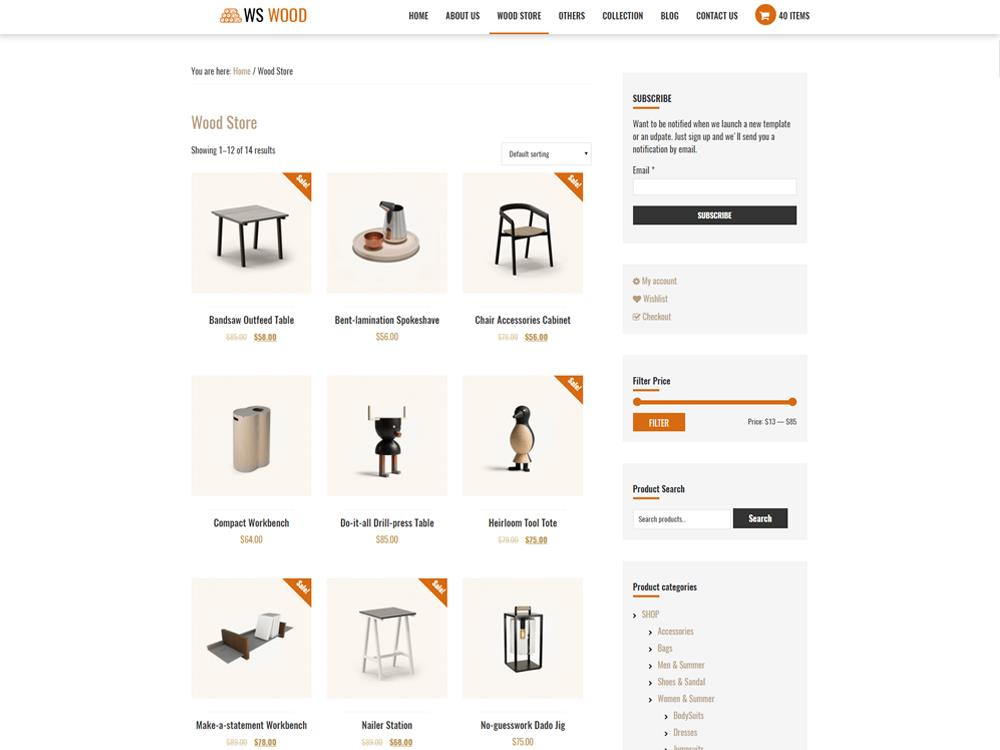ws-wood-free-wordpress-theme-shop