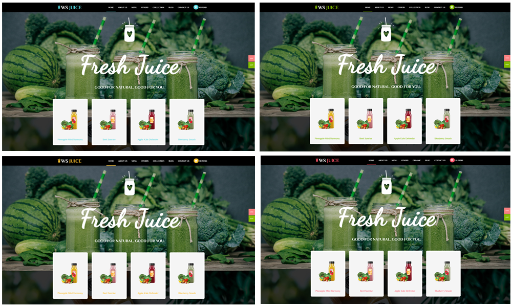 ws-juice-free-responsive-wordpress-theme-preset