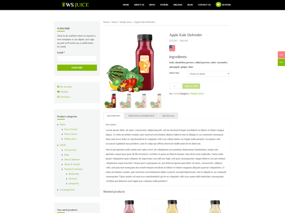 ws-juice-free-responsive-wordpress-theme-single