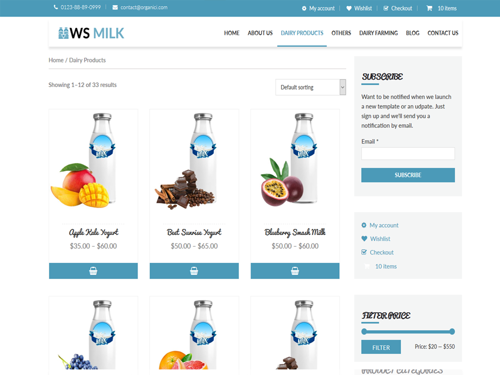 ws-milk-free-responsive-wordpress-theme-product