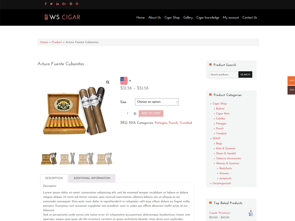 ws-cigar-free-responsive-wordpress-theme-product