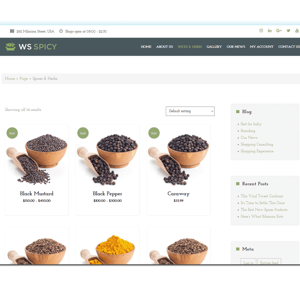 ws-spicy-screenshot-wordpress-shop